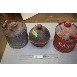 Flare and Gas Pail Lot