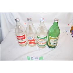 Saskatoon (No Deposit) Soda Bottles