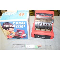Cash Register Toy in Box