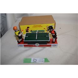 Ping Pong Toy Tin Game (No Key)