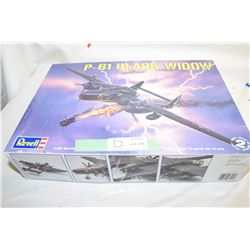 Revell 1:48 P61 Black Widow Model
