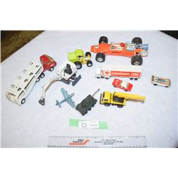 Toy Vehicle Lot (Plastic and Die Cast)