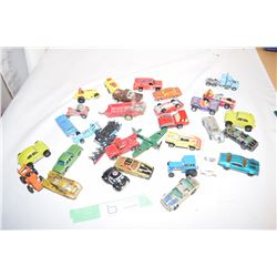 Die Cast and Plastic Toy Cars (1 Dinky)