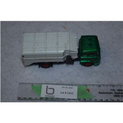 Dinky Toy Garbage Truck