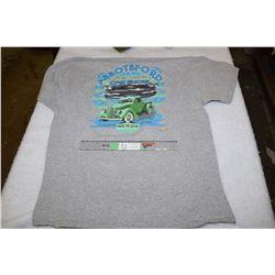 L Hot Rod Vintage T-Shirt