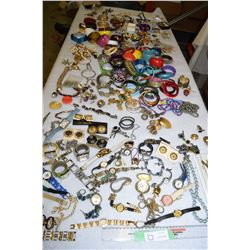 Lot of Costume Jewelry 2