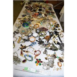 Lot of Costume Jewelry 3