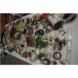 Lot of Costume Jewelry 4