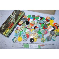Hostess and Jello Aviation Coins