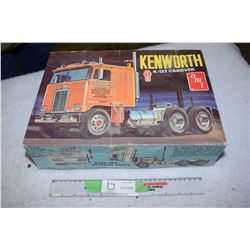 BOX ONLY Kentworth Model
