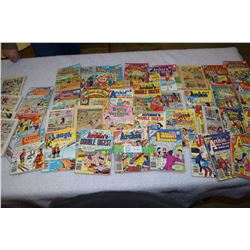 Lot of 1980s Archie Comic Books