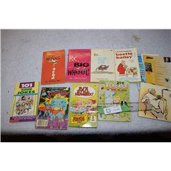 1970s Comic Books