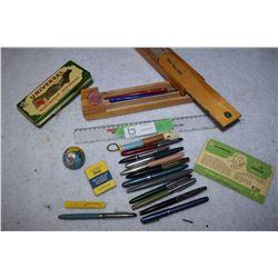 Fountain Pen and Pencil Case