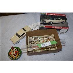 Dodge Dart Model and Noise Maker