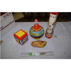Musical Kaleidoscope and Children's Toy