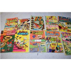 1968 and Newer Comic Books