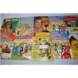 12 Cent 1960s Comics