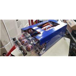 Box of 12 padded bat and ball sets