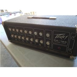 Peavey PA-120 mixer/amplifier