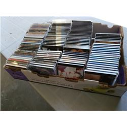 Box of music cds