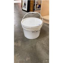 New 35lb pail of honey