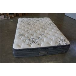 QUEENSIZE BEAUTYREST IMPERIAL COLLECTION AIRCOOL MAX EUROTOP MATTRESS
