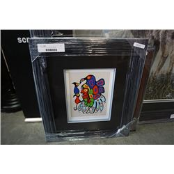 OUTER SELF P/P LEP BY NORVAL MORRISSEAU 25308