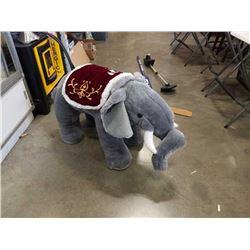 ROBOT ELEPHANT - NO BATTERIES