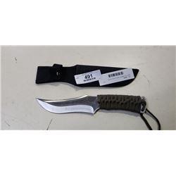 NEW COLUMBIA FIXED BLADE KNIFE