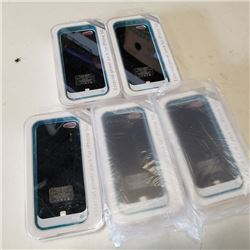 5 new 3200 mAH lightning charge external battery phone case