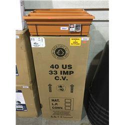 Best Canadian Water HeaterGas Water Heater 40-Gallon - 38,000 BTU - Model: GG40-34LF-N2U