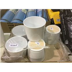 Case of 6 Alaska Weiss Pots
