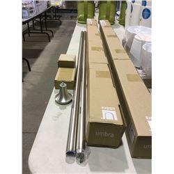 """Umbra72-144"""" Curtain Rod"""