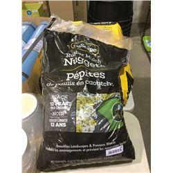 Nuscape Rubber Mulch Nuggets (22.6L)