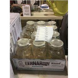 Bernardin Jars (12 x 1L)