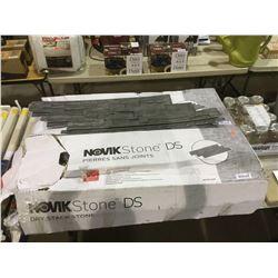 """Novik Stone DS Dry Stack Stone (41.5"""" x 13.13"""") 10/Box"""