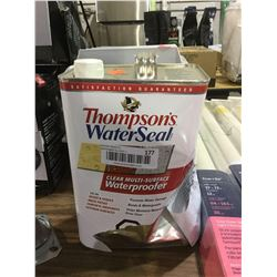Thompson's WaterSealClear Multi-Surface Waterproofer