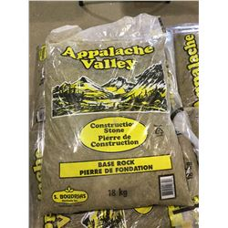 Appalache Valley Base Rock Construction Stone (18kg)