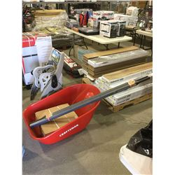 Craftsman Wheelbarrow