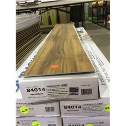 "Duraclic XRP Imperial Walnut Flooring 23.64 sq ft (7.1"" x 48"" x 6mm) 10/Box"