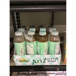 Arizona Tallboy Green Tea (12 x 591mL)