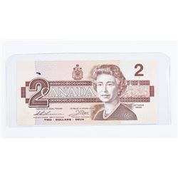 Bank of Canada 1986 2.00 CHOICE UNC BBX