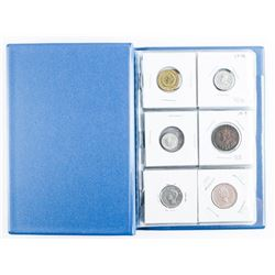 Starter Coin Collection (18) CANADA Coins  with Silver