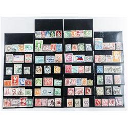 Estate Lot - World Stamps
