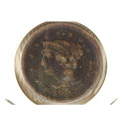 1852 US LARGE CENT