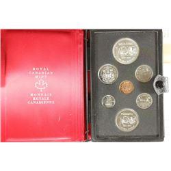1974 CANADA DOUBLE DOLLAR PROOF SET WINNIPEG
