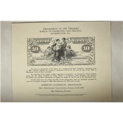 AMERICAN NUMISMATIC ASSOCIATION 83RD ANNIVERSARY