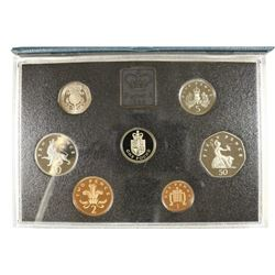 1988 UNITED KINGDOM PROOF COIN COLLECTION