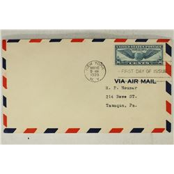1939 1ST DAY ISSUE ENVELOPE WITH 30 CENT