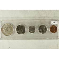 1967 US YEAR SET WITH 40% SILVER JOHN F. KENNEDY